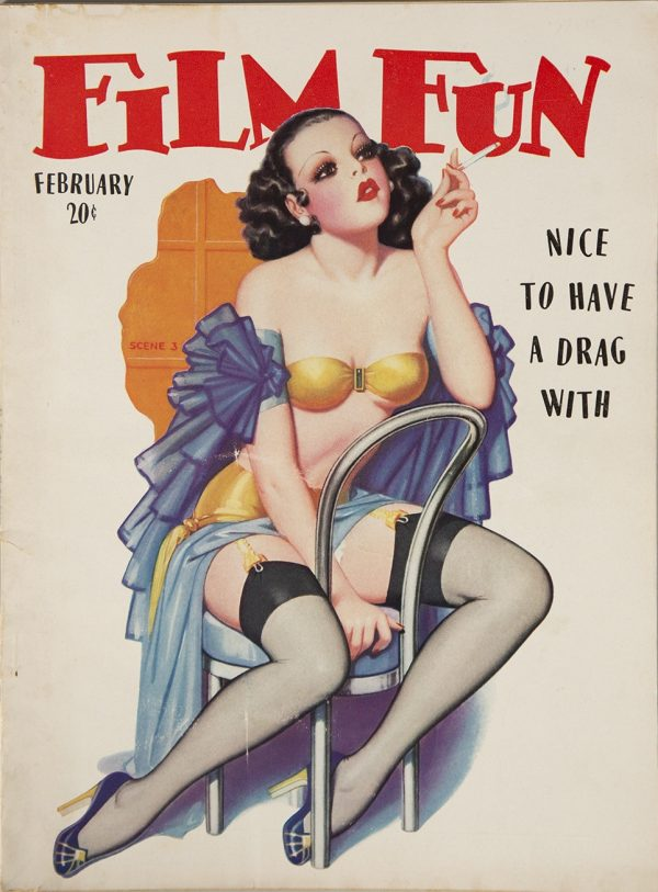 Film Fun Feb 1937