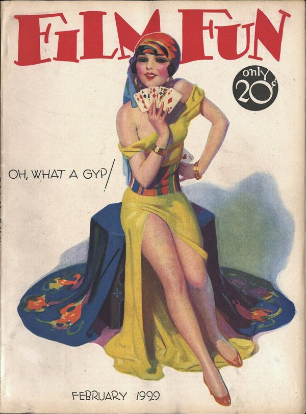 Film Fun Magazine February 1929