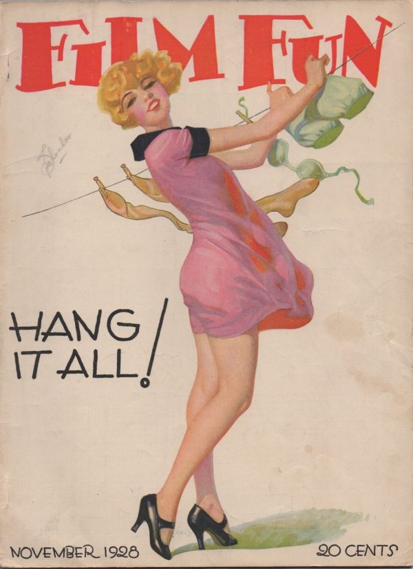 Film Fun November 1928