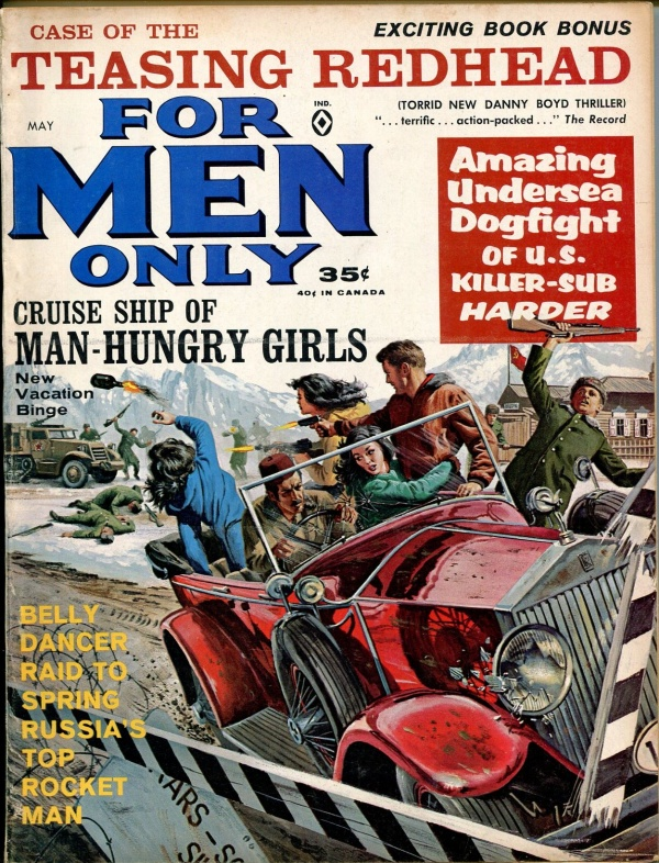 For Men Only May 1964