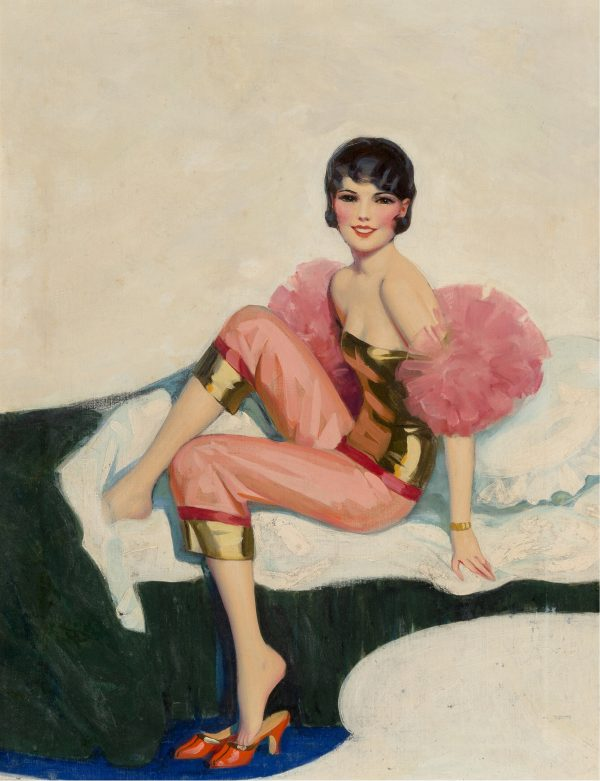 Fun Film cover, May 1921