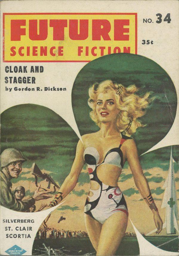 Future Science Fiction Fall 1957