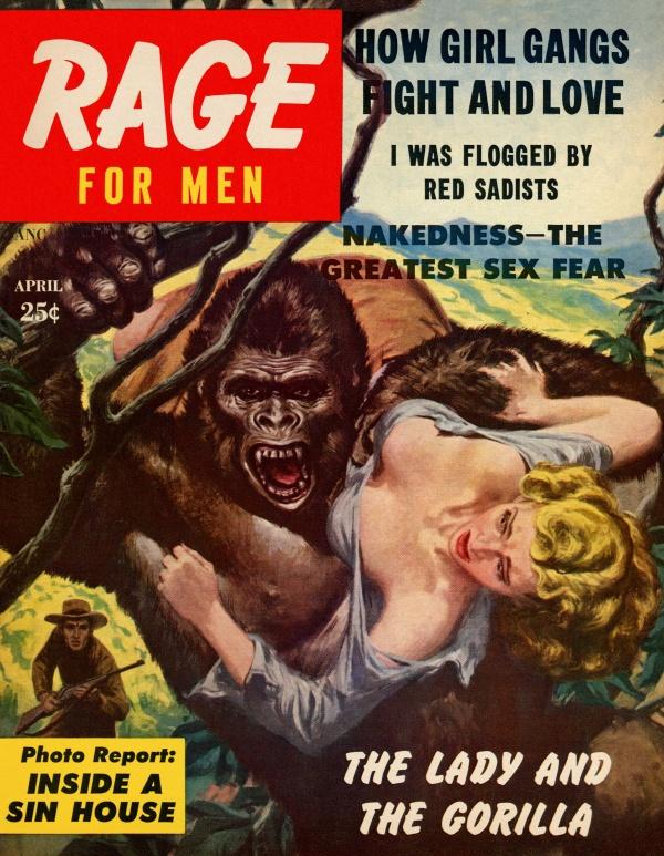 Rage April 1957