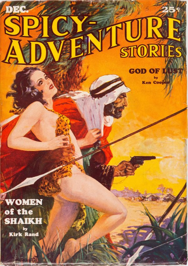 Spicy Adventure - December 1934