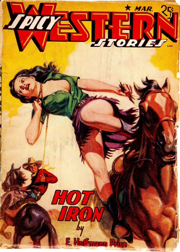 Spicy Western Stories - March 1942