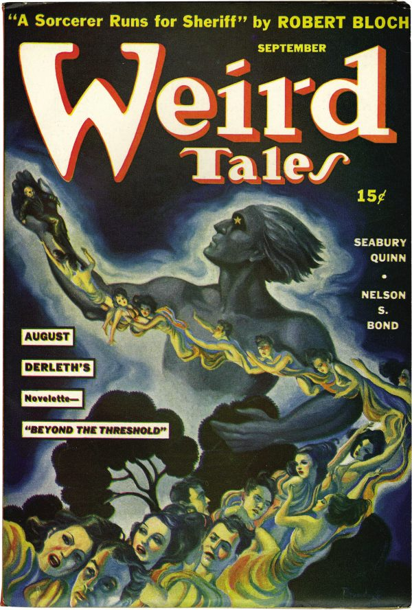 Weird Tales September 1941