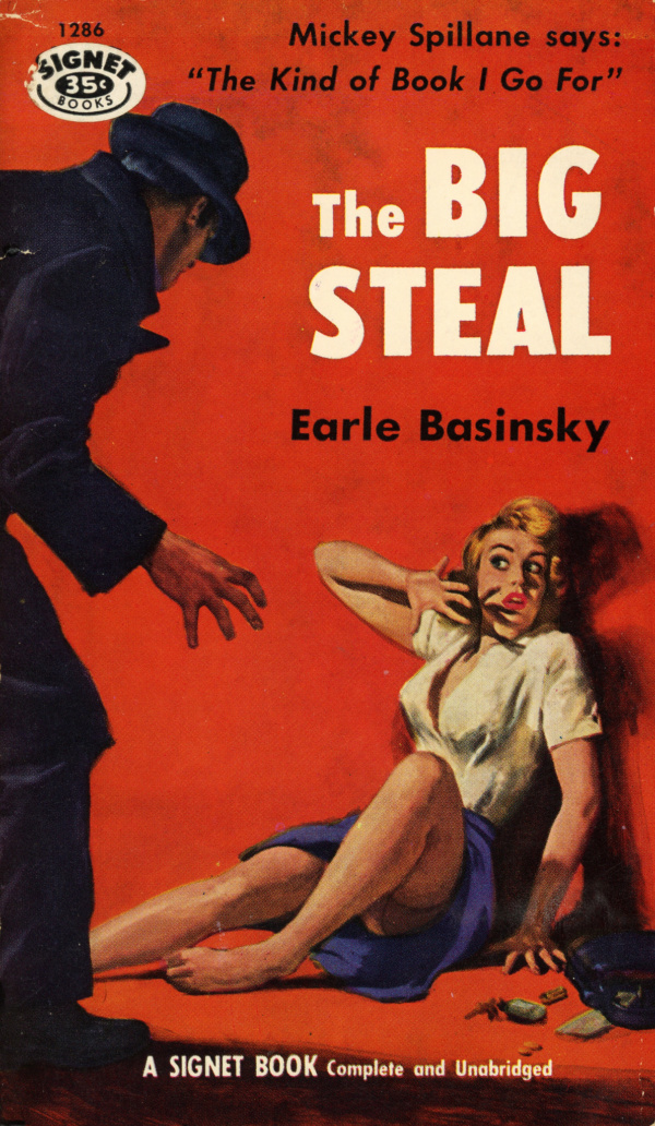 signet-books-1286-earle-basinsky-the-big-steal