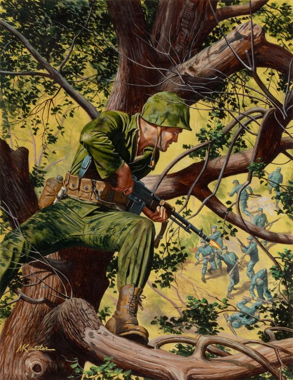 34070050-The_Marine_Who_Lived_in_a_Tree,_For_Men_Only_cover,_March_1958