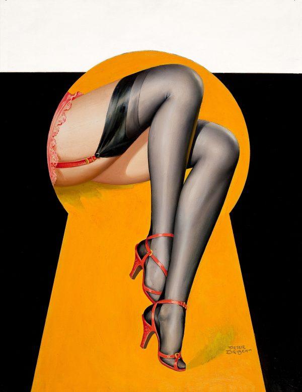 35044160-Through_the_Keyhole,_Whisper_magazine_cover,_January_1953