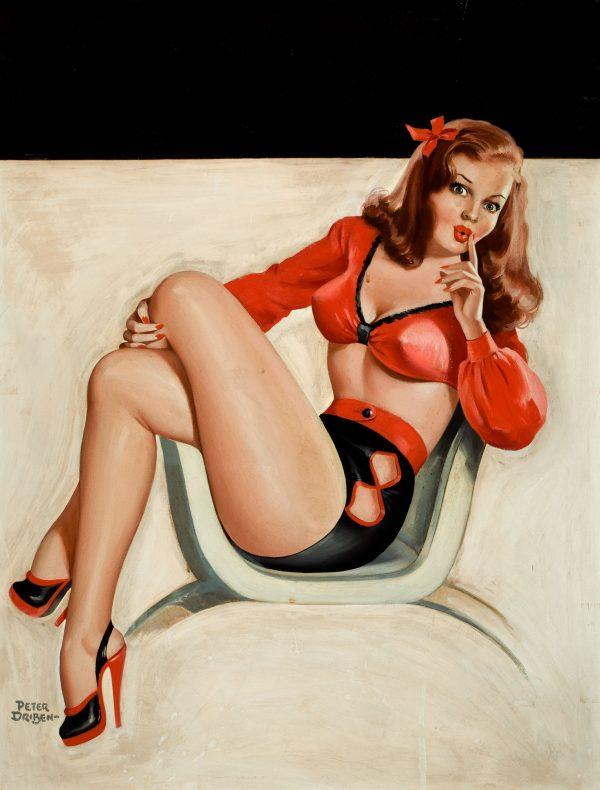 35044583-Quiet!,_Whisper_magazine_cover,_November_1948