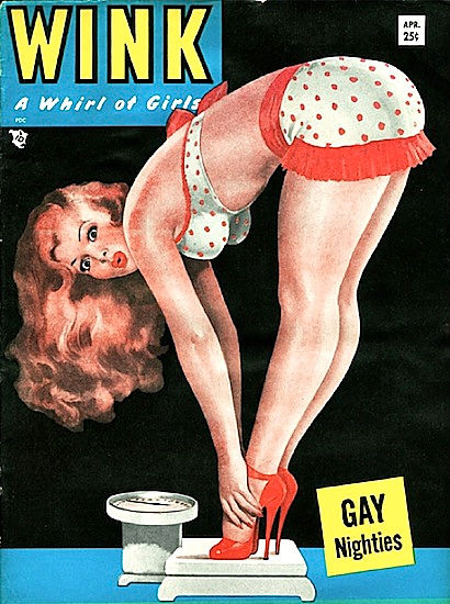 35044644-Wink_magazine_cover,_April_1955