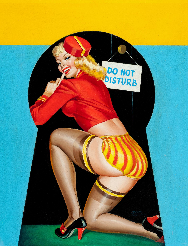 35044764-Through_the_Keyhole,_Whisper_magazine_cover,_May_1951