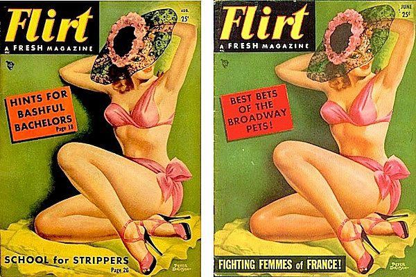 35044832-Flirt_magazine_cover,_August_1949,_June_1954
