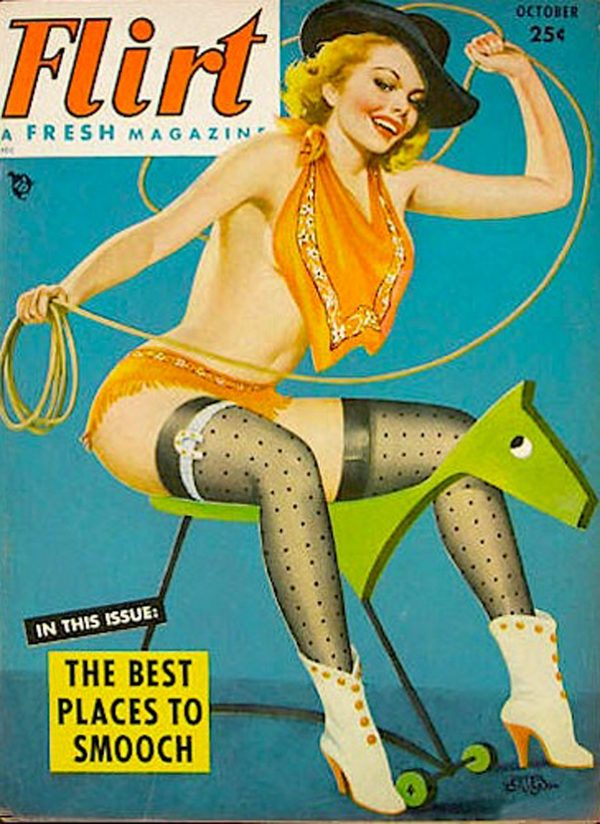 35045058-Flirt_magazine_cover,_October_1952