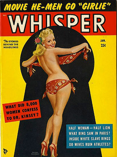 35045199-Whisper_magazine_cover,_January_1951