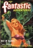 Fantastic Adventures Vol. 14, No. 1 (January, 1952). Cover Art by Ed Valigursky thumbnail