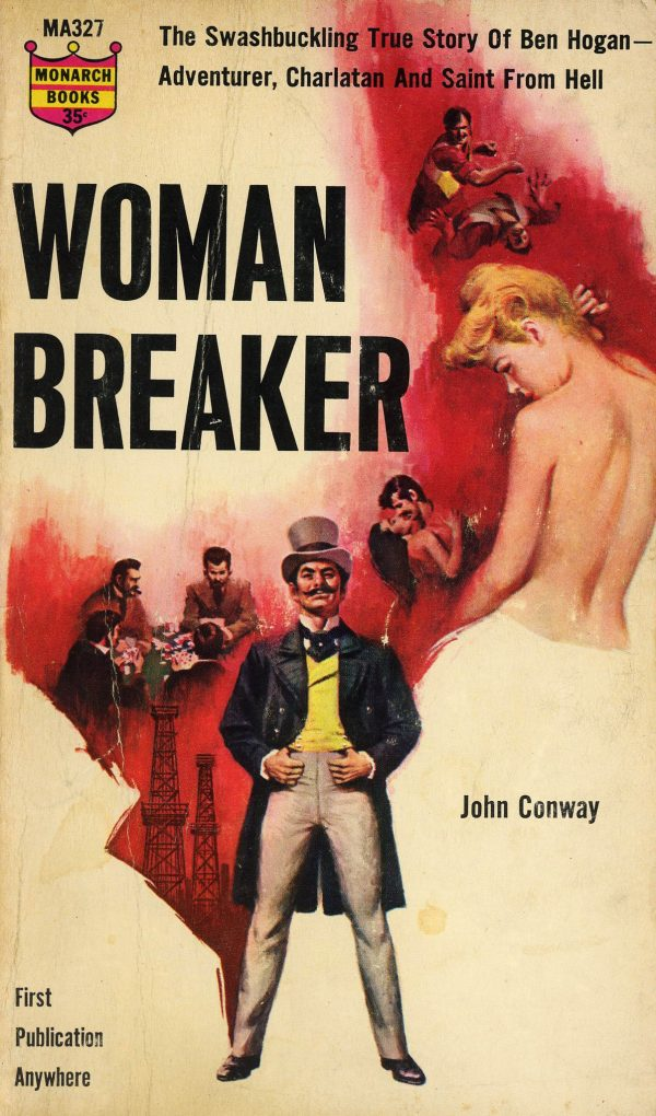6306245265-monarch-books-ma-327-john-conway-woman-breaker