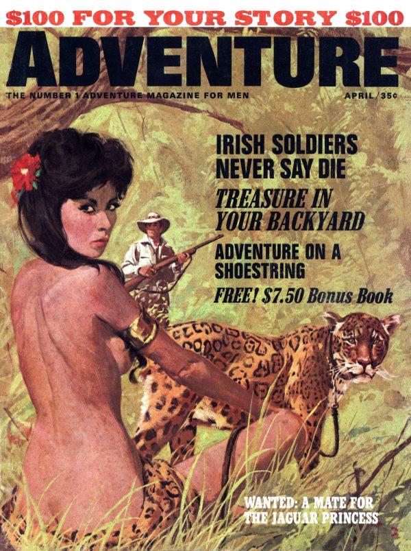 Adventure April 1965