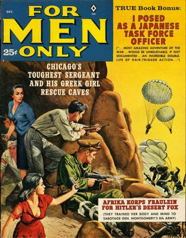 For Men Only December 1961