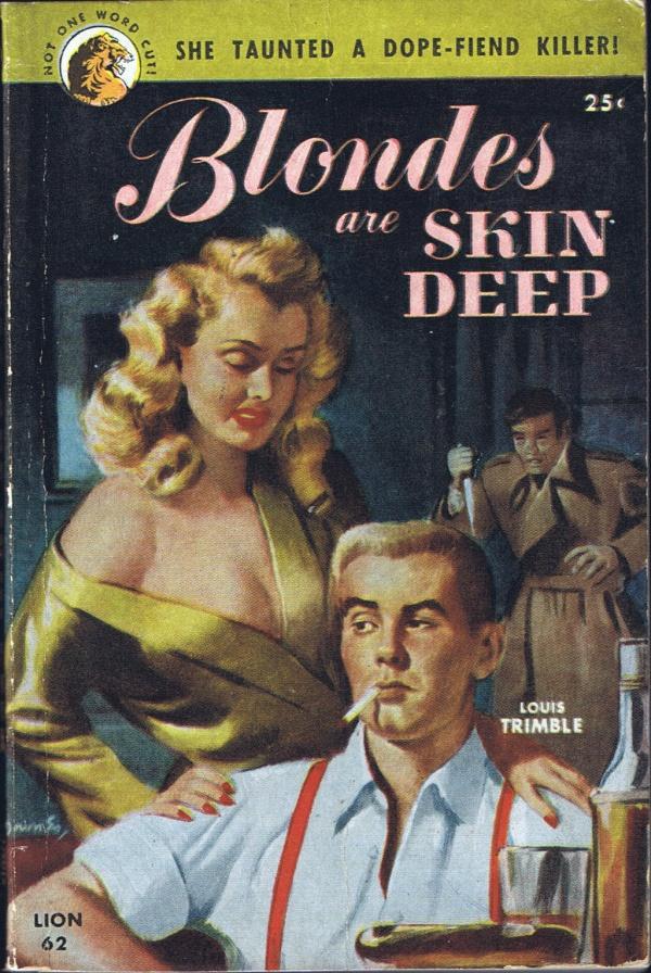 Lion Book #62 1951