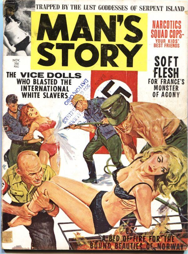 Man's Story November 1962