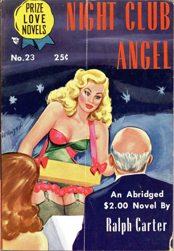 Prize Love Novels Digest #23 1947