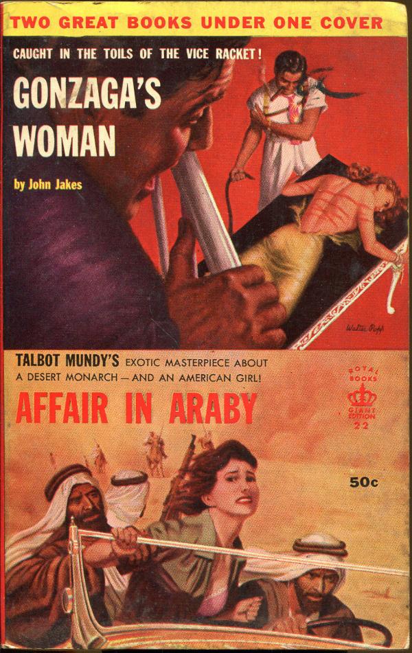 Royal Giant Edition #22, 1953