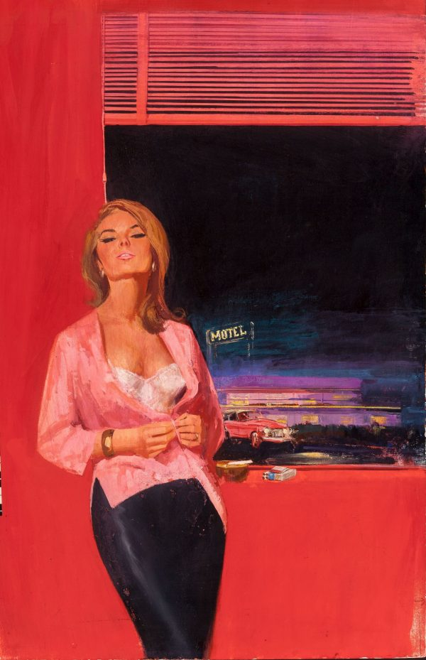 The Deceivers, paperback cover, 1962