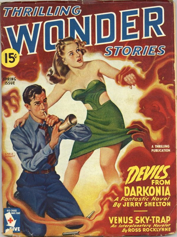 Thrilling Wonder Stories Spring 1945