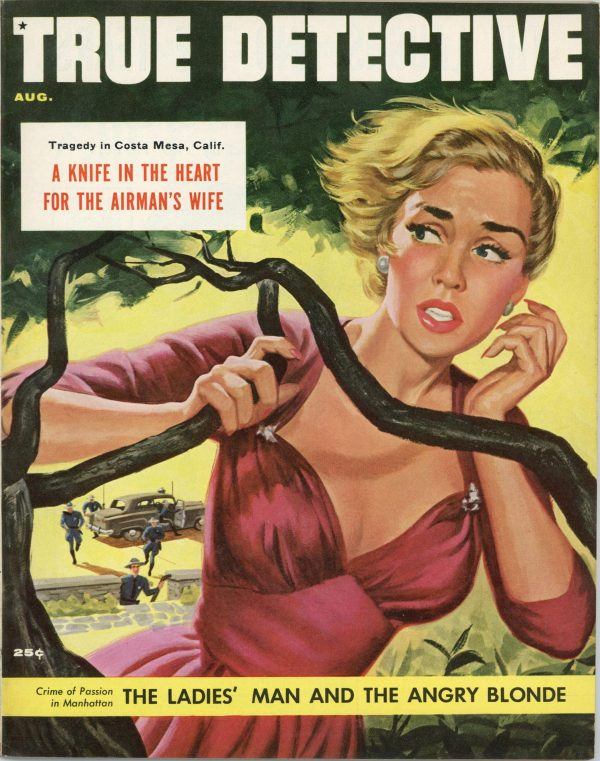 True Detective August 1956