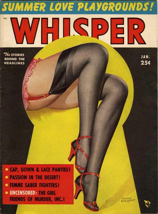 Whisper January 1953