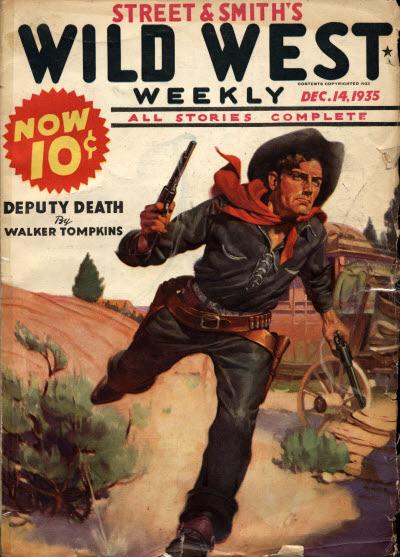 Wild West Weekly, December 14, 1935