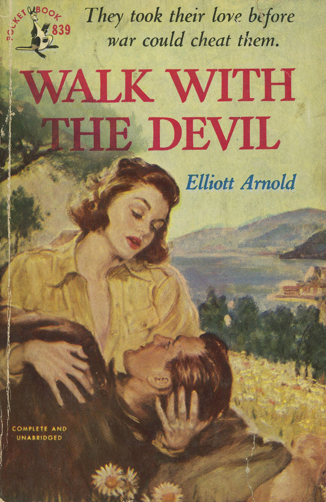 arnold friend devil Smooth talk is a story that highlights the darkness that lies between man and evil arnold friend is portrayed as the devil, while connie as the seducer of man circe, a mythical goddess of magic underlines the importance of understanding the similarities of arnold friend and connie the setting of.