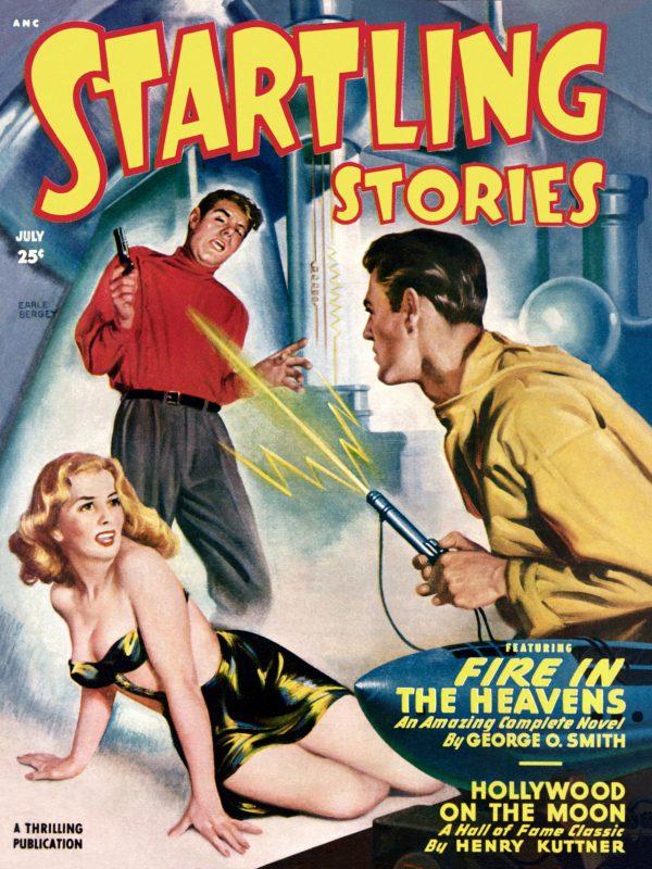 Startling Stories, July 1949