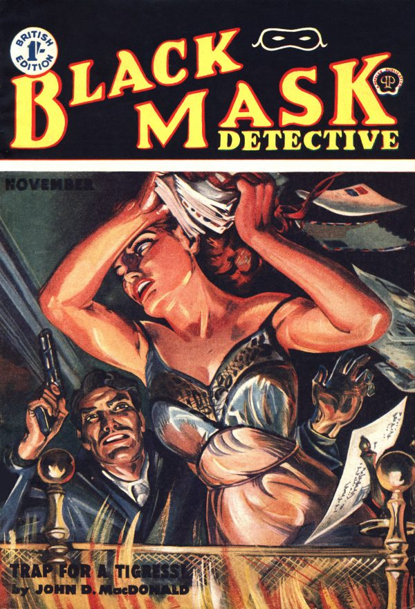 Black Mask Detective UK v09 n12 (1952-11)