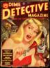 DIME DETECTIVE. July 1949 thumbnail