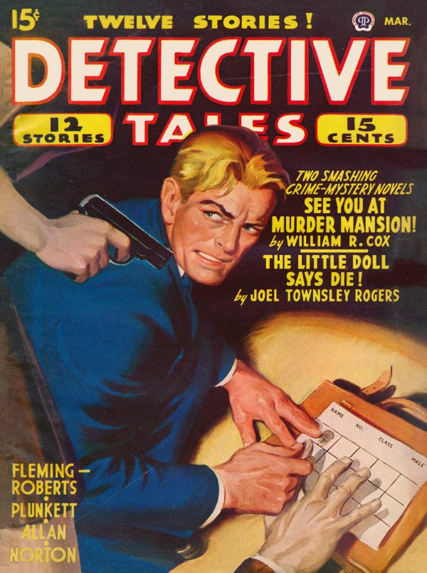 Detective Tales March 1945