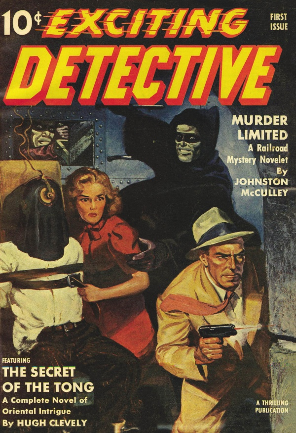 Exciting Detective Fall 1940