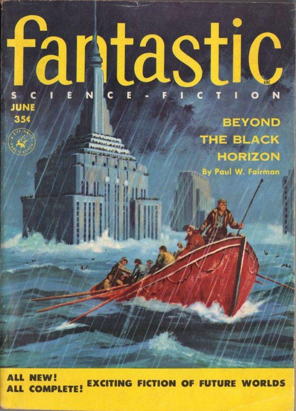 Fantastic June 1955