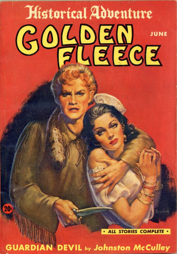 Golden Fleece June 1939