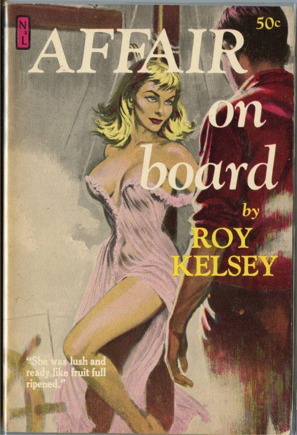Newsstand Library U154, 1961
