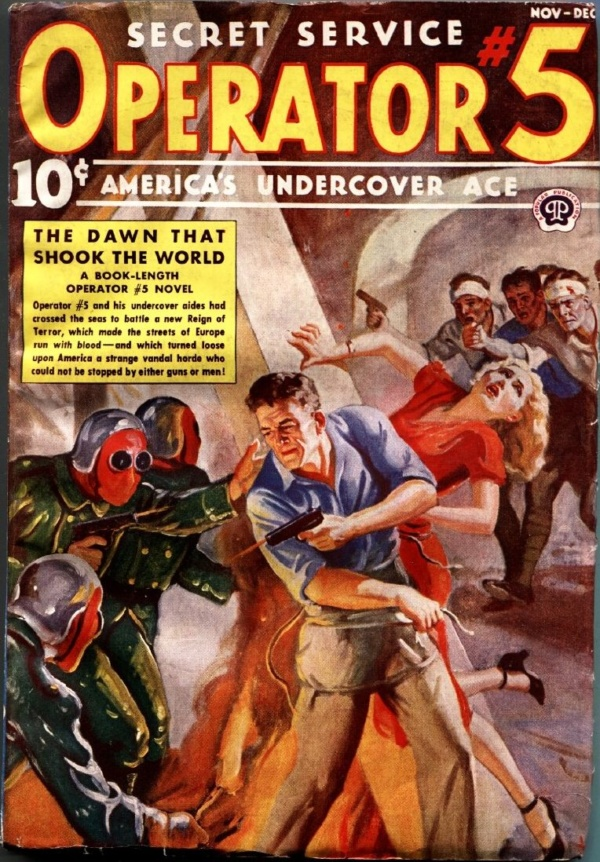 Operator #5 November 1938