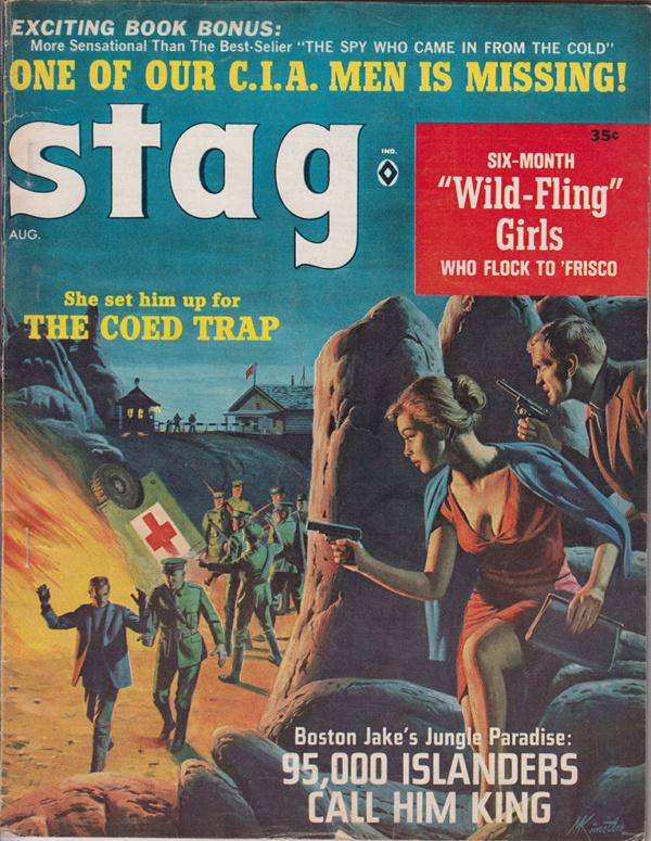 Stag - August 1965