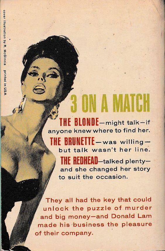Top Of The Heap 1963 McGinnis art
