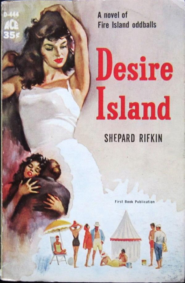 1960 Ace Books D-444