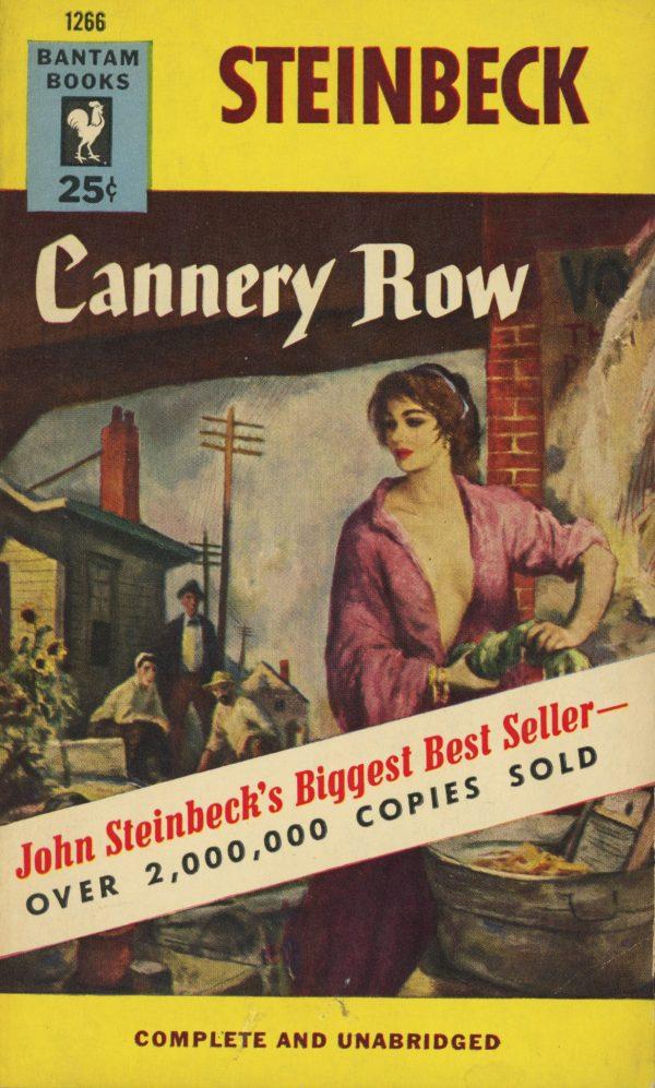6630517047-bantam-books-1266-john-steinbeck-cannery-row