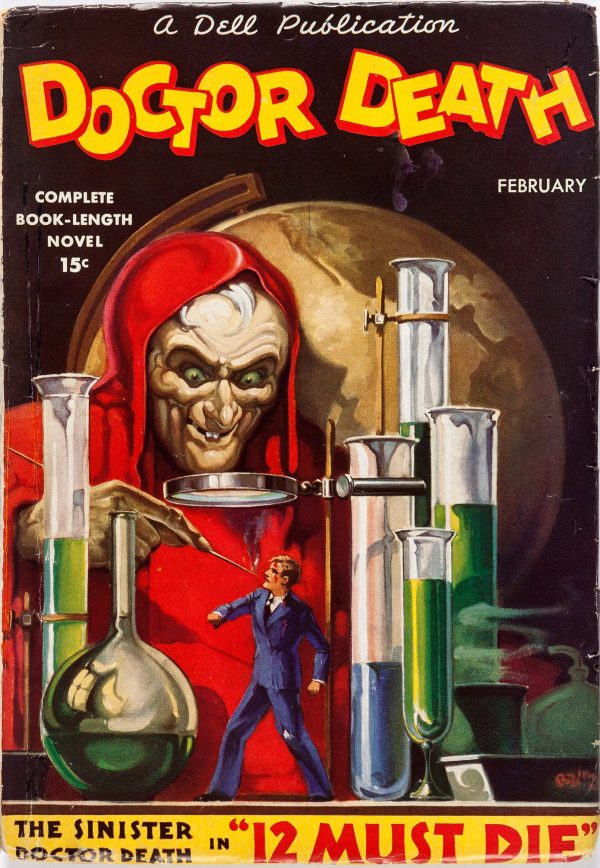 Doctor Death - February 1935