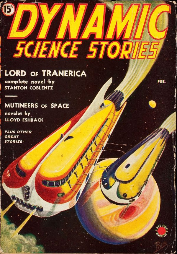 Dynamic Science Stories Feb 1939