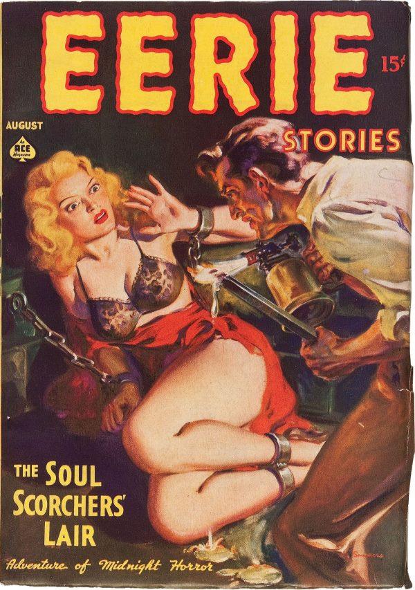 Eerie Stories V1#1