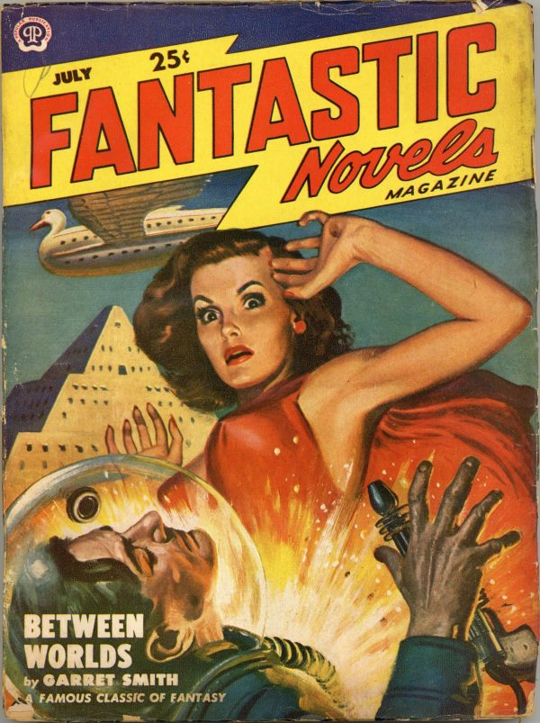 Fantastic Novels Pulp July 1949